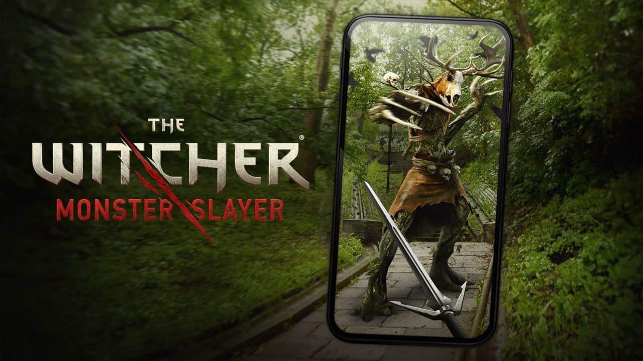 The Witcher: Monster Slayer para Android e IOS já está disponível para baixar