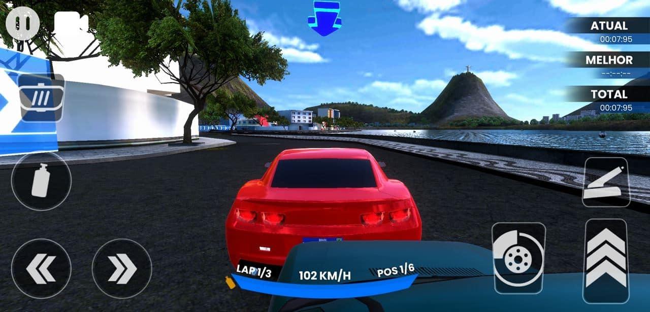 Elite X – Street Racer –  Jogo OFFLINE de corrida para Android