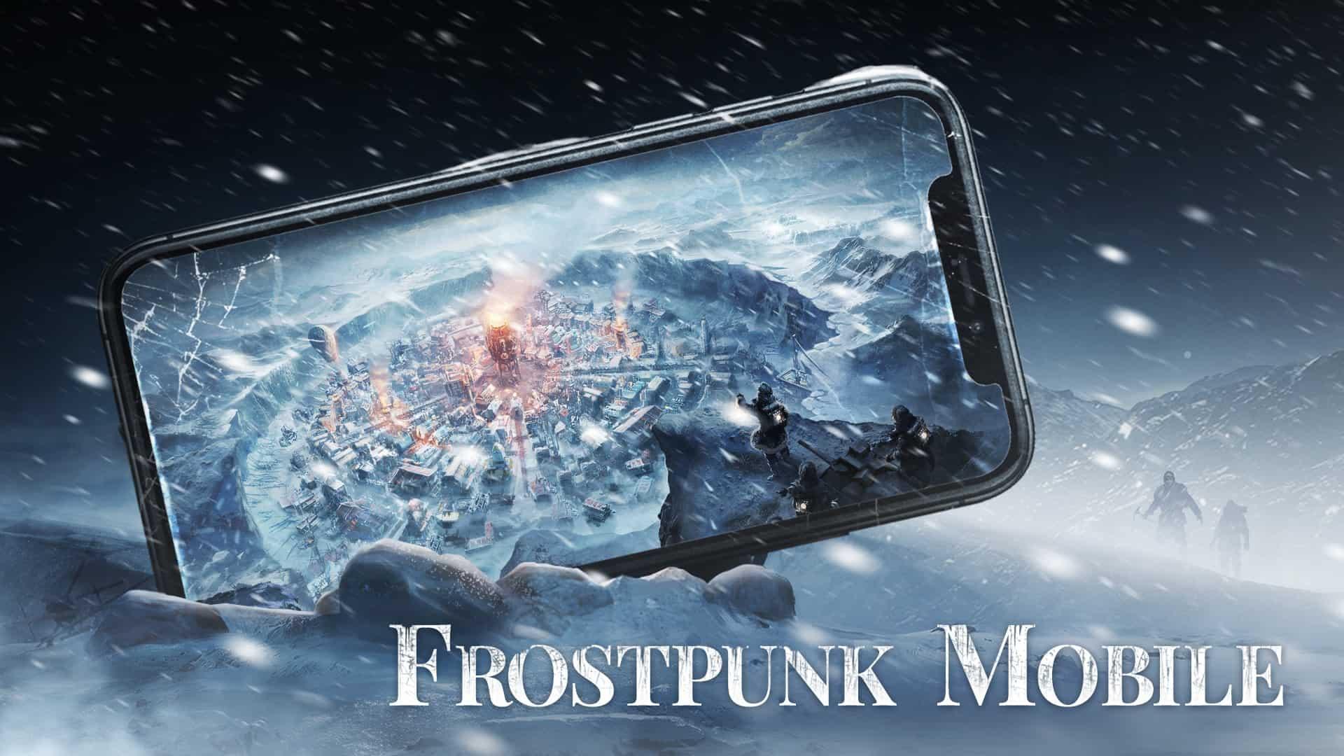 NetEase fecha mais uma parceria com jogo de PC e traz Frostpunk para o mobile