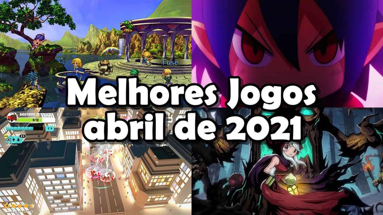 Top 10 Melhores Jogos para Celular ? Abril de 2021
