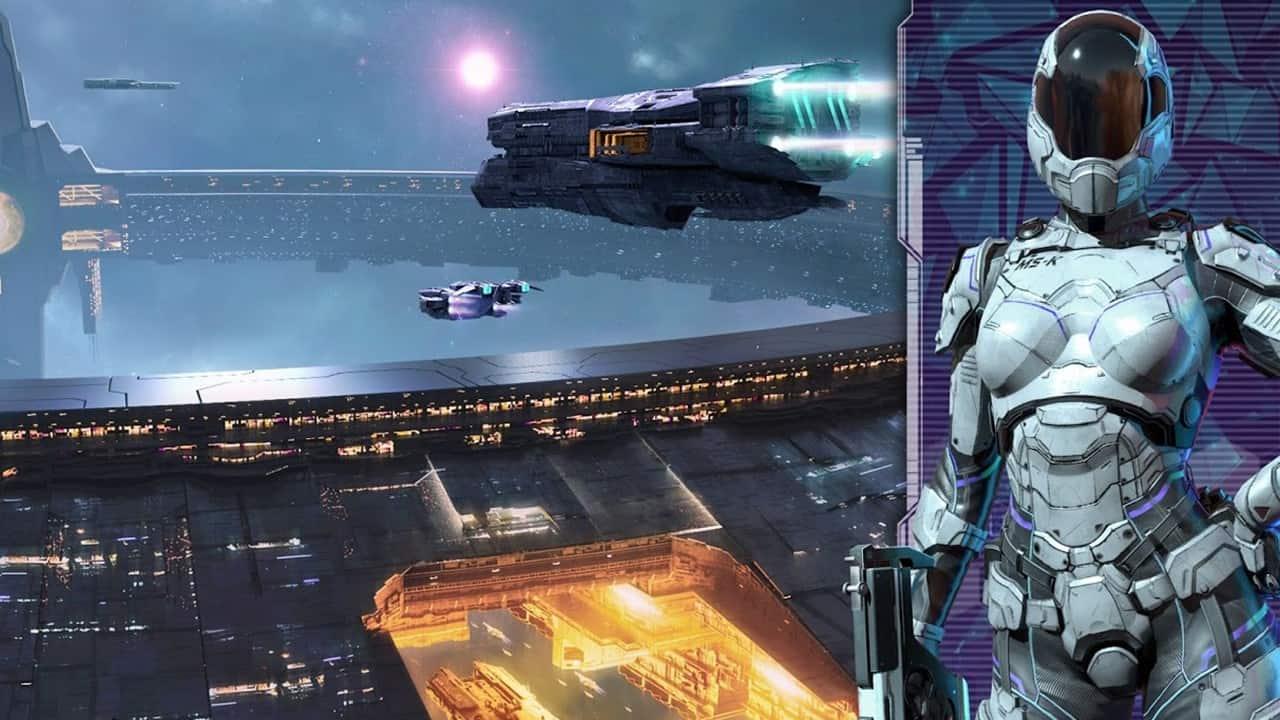 Desfrute de Infinite Galaxy, jogo de ficção científica com nosso código e recompensas exclusivas