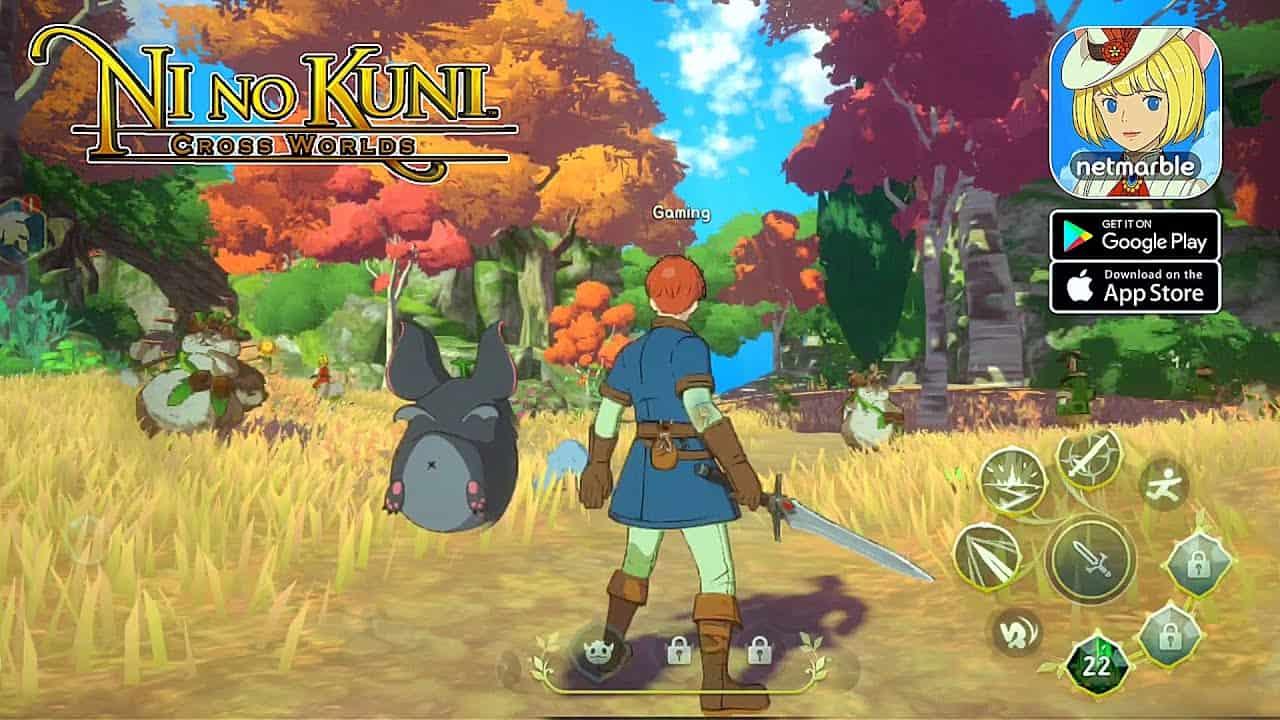 Ni no Kuni: Cross Worlds é lançado no sudeste asiático (Android e iOS)