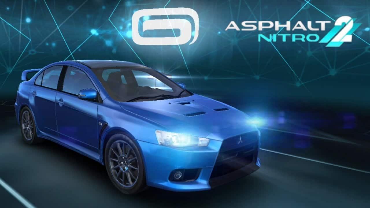 Gameloft lança Asphalt Nitro 2 para Android, jogo pago e offline