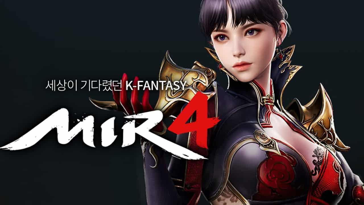 MIR4: MMORPG em português com Blockchain e NFT é lançado para Android e iOS