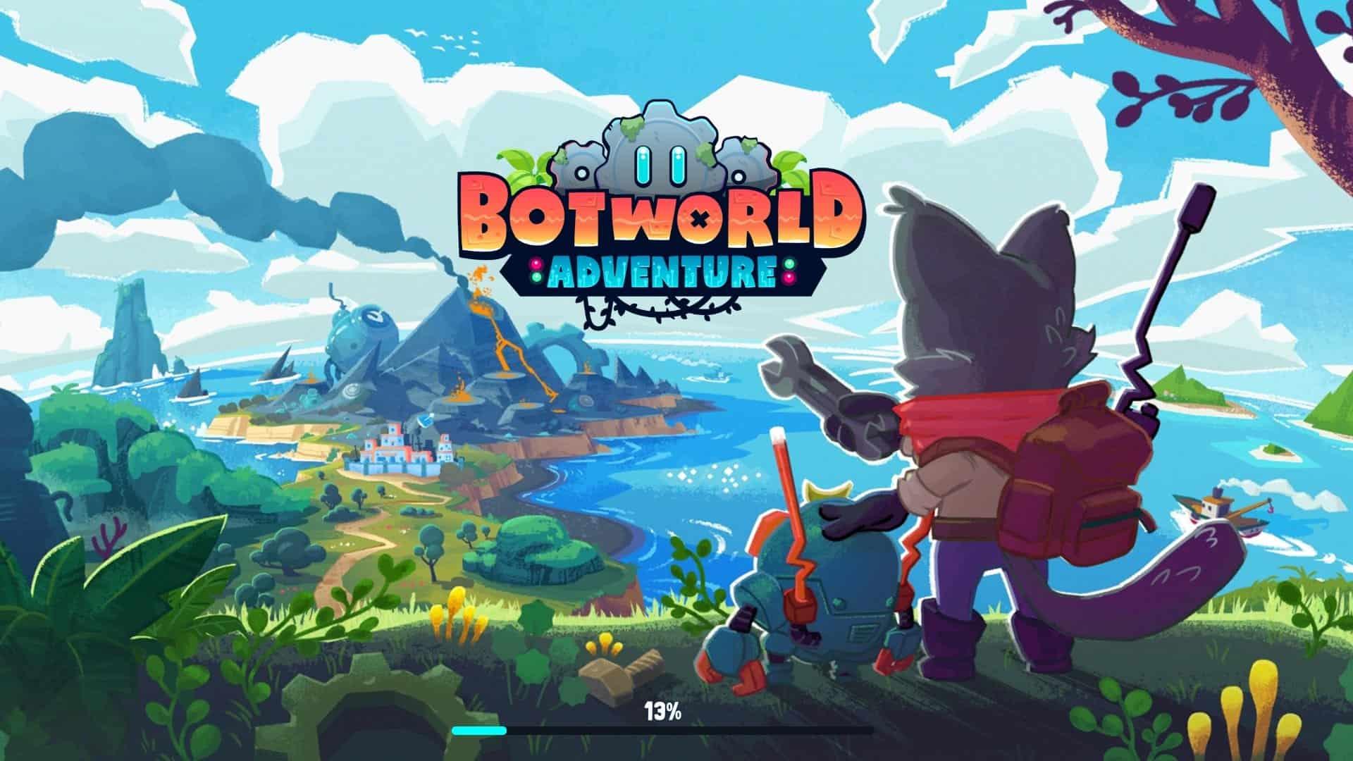 Botworld: RPG de mundo aberto e offline será lançado em definitivo em outubro