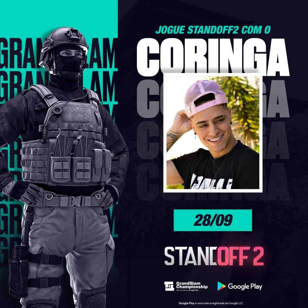 Standoff 2: Liga GSC recruta FalleN, Coringa e Shariin