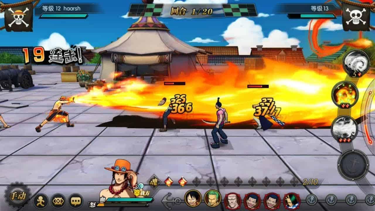 One Piece Burning Will: antigo MMO Mobile ganha versão não oficial em  inglês - Mobile Gamer | Jogos de Celular