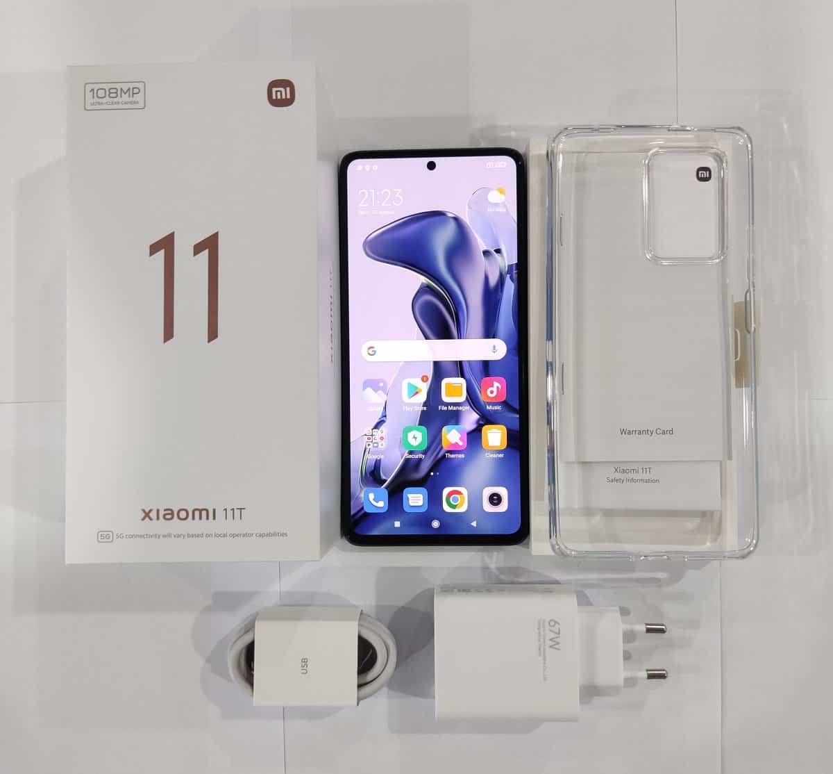 Xiaomi 11T estreia em promoção no Aliexpress (CUPOM)